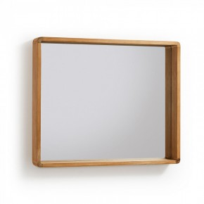 Espejo SUNDAY madera de teca