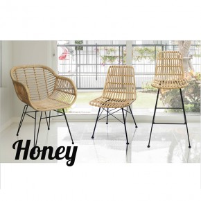 Silla Honey Wicker . Exterior