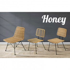 Silla Lia Honey Wicker . Exterior