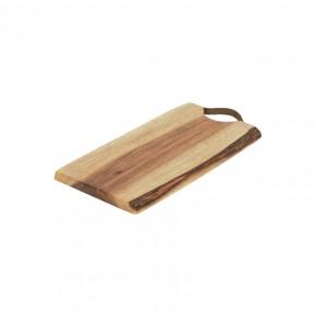 Tabla de servir rectangular Ledy madera maciza acacia