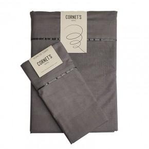 Conjunto Verano ropa de cama color GRIS OSCURO